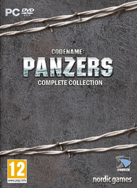 Codename: Panzers - Complete Collection (PC) - Cover