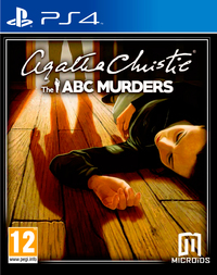 Agatha Christie: The ABC Murders (PS4) - Cover