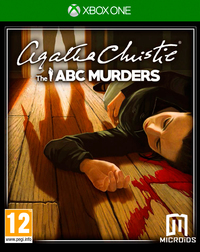 Agatha Christie: The ABC Murders (Xbox One) - Cover