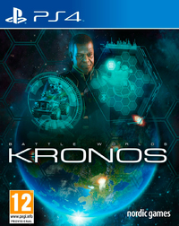 Battle Worlds: Kronos (PS4) - Cover