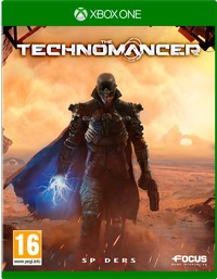 The Technomancer (Xbox One) - Cover