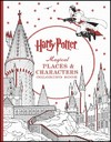 Harry Potter Magical Places & Characters - Scholastic Inc. (Paperback)