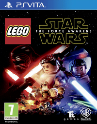 LEGO Star Wars: The Force Awakens (PS VITA) - Cover