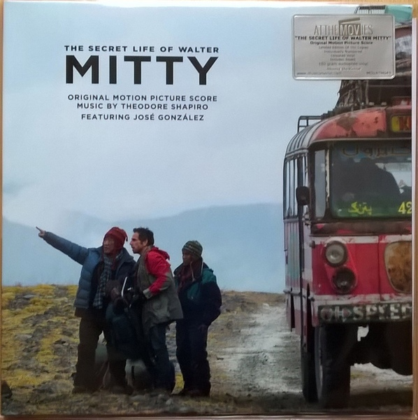 Secret Life Of Walter Mitty Original Soundtrack Vinyl