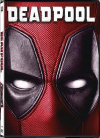 Deadpool (DVD) - Cover