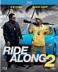 Ride Along 2 (Blu-ray) - Cover