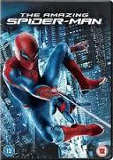 Amazing Spider-Man (DVD) - Cover