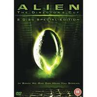 Alien: Director's Cut - Special Edition (DVD) - Cover