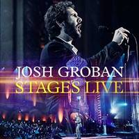 Josh Groban - Stages Live (CD/DVD) - Cover