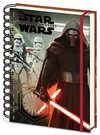 Kylo Ren & The Stormtroopers A5 Notebook