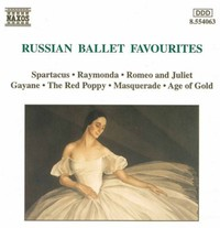 Various Artists - Various:Russ Ballet Favourites (CD) - Cover