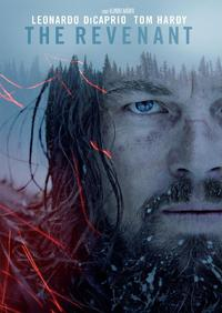 The Revenant (DVD) - Cover