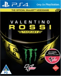 Valentino Rossi The Game (PS4) - Cover