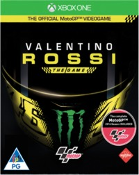 Valentino Rossi The Game (Xbox One) - Cover
