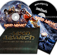 Amon Amarth - Deceiver of the Gods (Deluxe) (CD) - Cover