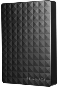 Seagate 4TB Expansion Portable External Hard Drive USB 3.0 - Black - Cover