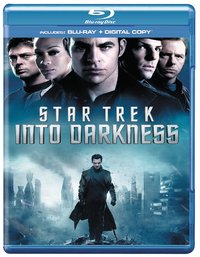 Star Trek - Into The Darkness (Blu-ray) - Cover