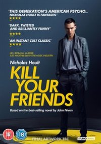 Kill Your Friends (DVD) - Cover