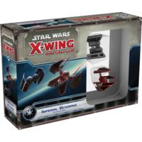 Star Wars X-Wing Miniatures Game:  Imperial Veterans