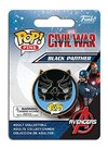 Funko Pop! - Pins Captain America 3 - Black Panther Pop (Civil War)