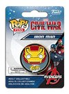 Pins Captain America 3 - Iron Man Pop (Civil War)