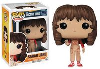 Funko Pop! Television - Doctor Who Sarah Jane Smith - Cover