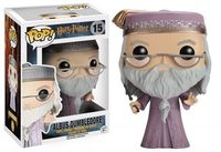Funko Pop! Movies - Harry Potter Albus Dumbledore With Wand - Cover