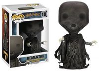 Funko Pop! Movies - Harry Potter - Dementor - Cover