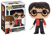 Funko Pop! Movies - Harry Potter Harry Triwizard - Cover