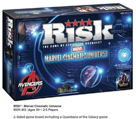 marvel cinematic universe collectors edition