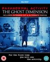 Paranormal Activity: The Ghost Dimension: Extended Cut (Blu-ray)