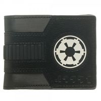 Star Wars - Galactic Empire Black Bi-Fold (Wallet) - Cover