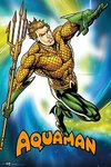 Aquaman (Framed Poser) Cover