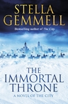 The Immortal Throne - Stella Gemmell (Trade Paperback)
