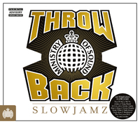 Ministry of Sound: Throwback Slowjamz / Various (CD) - Cover