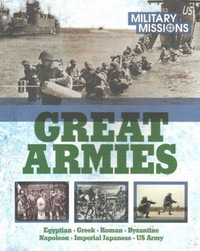 Great Armies - Ltd. Parragon Books (Paperback) - Cover