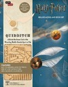 Harry Potter Quidditch - Jody Revenson (Hardcover) Cover