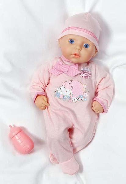 Toys R Us Baby Annabell Bedroom Set: My First Baby Annabell Doll