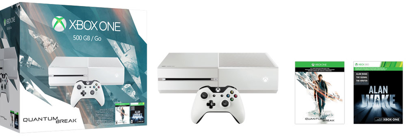 Microsoft Xbox One Console 500GB Standard Edition - White (Excludes Kinect  Camera)