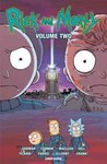 Rick and Morty 2 - Zac Gorman (Paperback) Cover