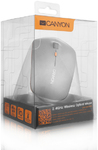 Canyon - 2.4GHz Wireless Optical Mouse - Grey
