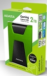 ADATA DashDrive HD650X Series 2TB for Xbox USB 3.0 - Green/Black