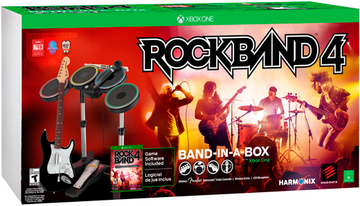 Rock band 4 band in a box bundle xbox one video games online rock band 4 band in a box bundle xbox one publicscrutiny Gallery