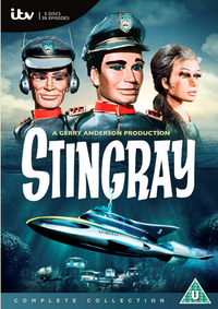 Stingray - The Complete Collection (DVD)