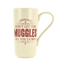 Harry Potter Muggles Boxed Latte Mug - Cover