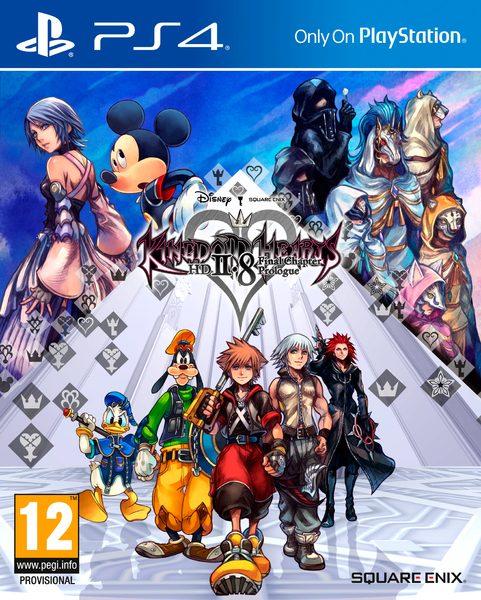 Kingdom Hearts HD 2 8 Final Chapter Prologue (PS4)