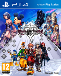 Kingdom Hearts HD 2.8 Final Chapter Prologue (PS4) - Cover