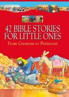 42 Bible Stories for Little Ones - Su Box (Hardcover)