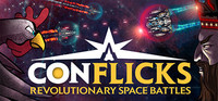 Conflicks: Revolutionary Space Battles (PC Download) - Cover