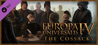 Europa Universalis IV: The Cossacks (PC Download) - Cover